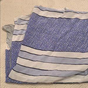Reversible Ann Taylor scarf